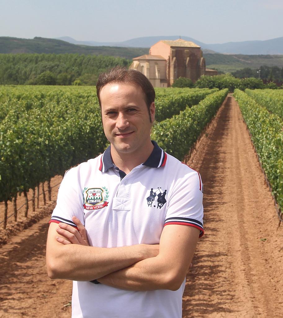Jorge González Sainz, representante de UAGN en el Consejo Regulador DOC Rioja