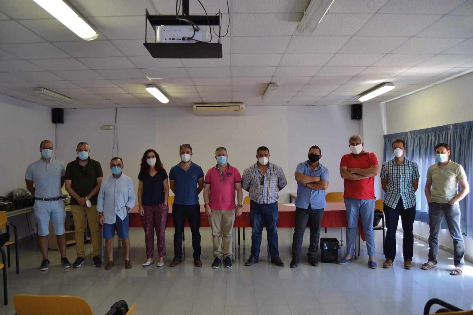 """Socios del proyecto Ecocirplas 2020 y de la Mancomunidad de Residuos de la Ribera visitan  """"El centro de tratamiento Residuos El Culebrete"""""""